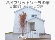 自由設計+ソーラの家