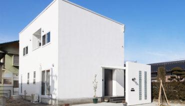 Tr様邸の理想のCASA CUBEのおうち完成-松本市島内