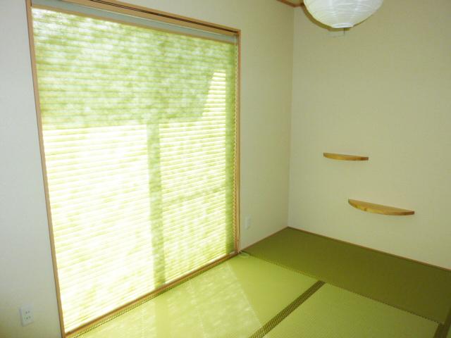 モクハウス塗り壁の家I様邸 畳室