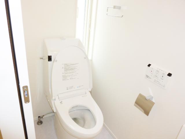 デザインハウス伊那 トイレ
