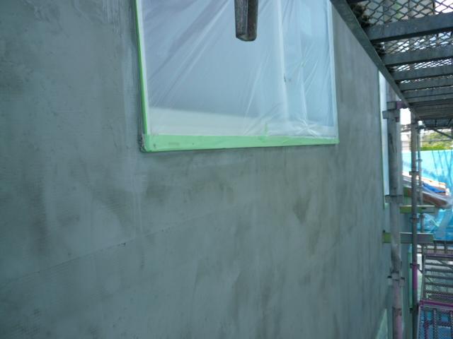 モクハウス塗り壁の家I邸 壁工事