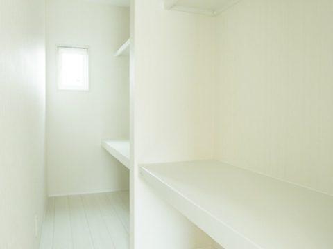 南箕輪村Ao様邸 収納
