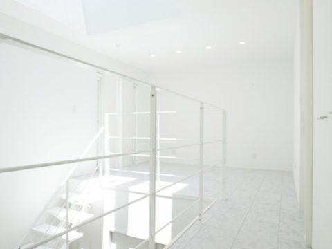 U様邸-2階廊下