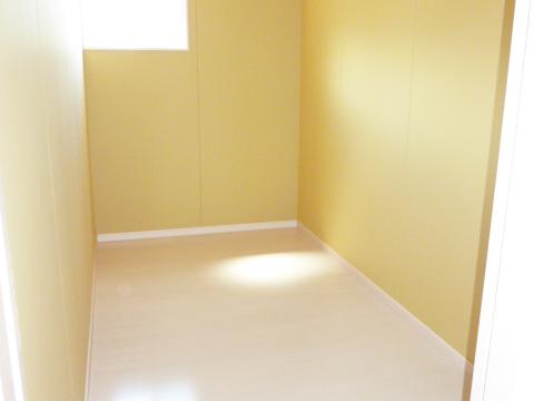 モクハウス塗り壁の家I様邸 部屋