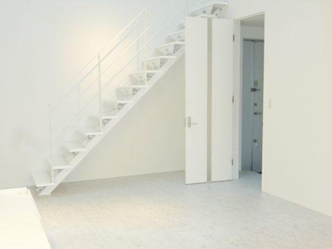 デザインハウス伊那 階段